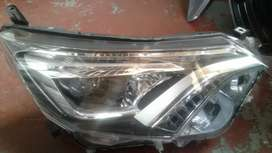 RAV4 headlight