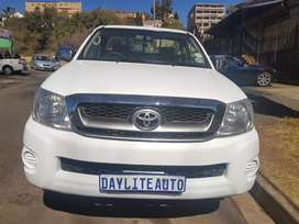 2008 Toyota Hilux 3.0 4x2 D4D longbase with Red Leather seats