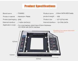 Есть в наличии! Новый! HDD SSD 2.5'' карман кишеня caddy 9.5 SATA