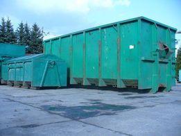 Kontenery na śmieci wywóz odpadów
