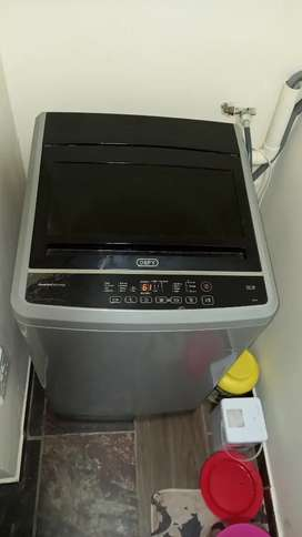 13kg Metallic DEFY  Top Loader Washing Machine