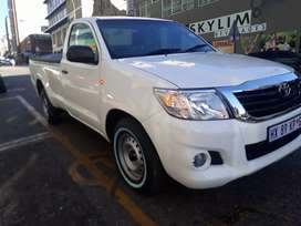 Toyota Hilux 2.0 R R150000 Negotiable