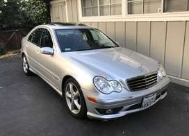 Wanted 2005-7  C180/C200 under 170k km for cash