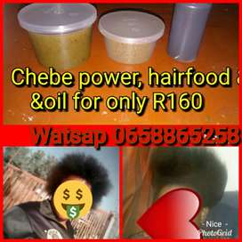 I am selling combo of Chebe powder, African black soap, &Shea butter