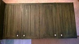 Meble kuchenne drewniane, pilne, od zaraz! Obniżka !