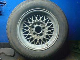 БМВ диск с резиной 225-60-R15