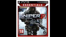 PS3 Sniper Ghost Warrior 2. New Sealed