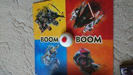 Gra star wars boom boom Trefl jak nowa