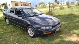 Toyota Camry 2 Litre. 1996 Model. 5 Speed.