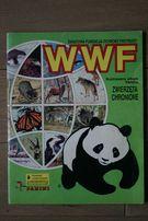 Album WWF z okresu PRL kultowy album w doskonałym stanie