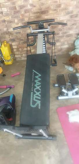 Maxxus personal Trainer