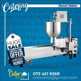 AUTOMATIC DONUT MAKERS ON SPECIAL