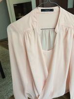 Bluzka Pastelowy Róż MOHITO rozmiar 34