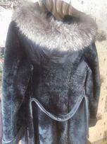 Шуба натуральная (мутоновая)