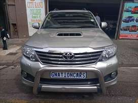 Toyota fortuner 3.0 D4D Auto 2009 for Sell