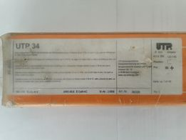 Электроды по бронзе UTP 34 Ф 4 мм