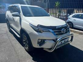 2017 Toyota Fortuner 2.8 GD6 4X4
