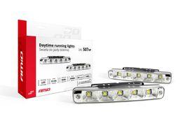 Światła do jazdy dziennej AMiO DRL 507HP by NSSC 12v 24v