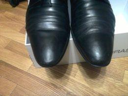 Козырные мужские туфли Классика