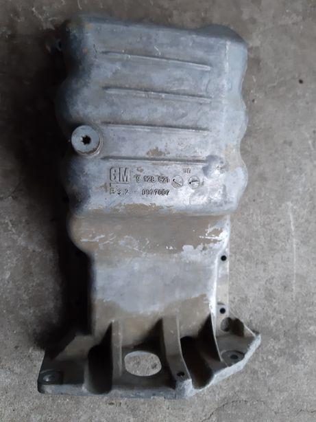 Miska Oleju Opel Meriva 1,2 2004r Stan Bardzo Dobry! Strzelce Opolskie - image 1