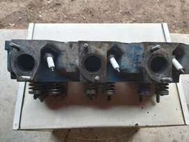 3.0 Ford V6 engine cylinder head only.