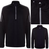 Bluza Adidas 3-Stripes ¼ Zip M Nowa