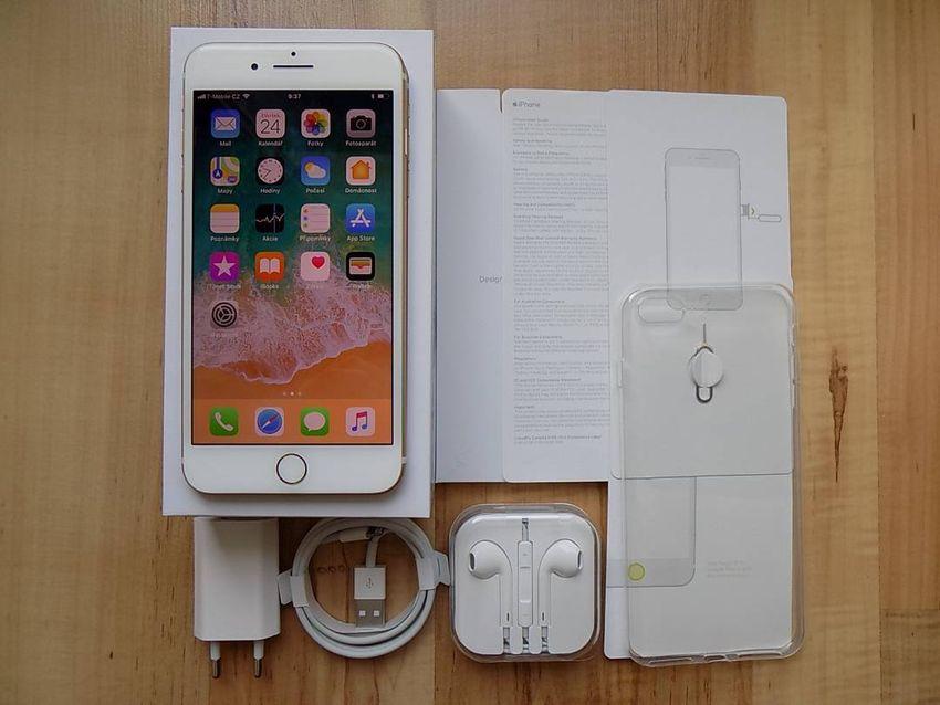 Apple iPhone 7 PLUS 128GB Gold 0