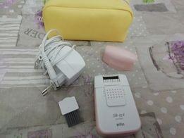 Эпилятор braun silk-epil comfort