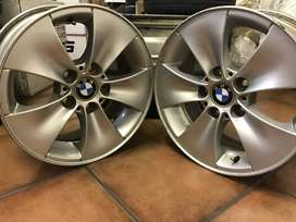 BMW e90 3 series 16 inch mags for sale.