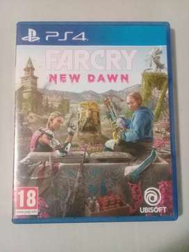 Far cry new dawn ps4 gaming
