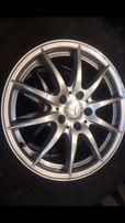 Диски оригинальные колёса в сборе Mercedes W166 R17 235/65 ML, GL