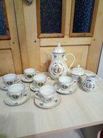 Два сервиза чайный и кофейный на 6 персон Мадонна