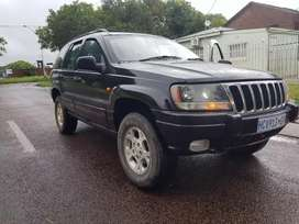 Jeep with a lexus v8 for sale or swop