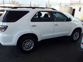 Toyota Fortuner 3.0 D4D 4x2 manual