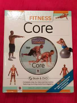 Core book and Dvd