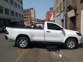 Toyota Hilux 2.4 GD6 diesel for SELL