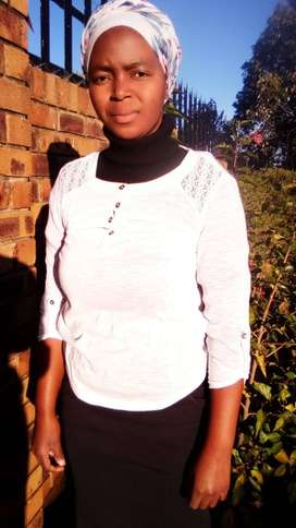 Domestic and childminding all rounder from Zim needs stay in or out