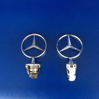 Эмблема Mercedes A124880008667