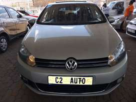 2011 VW Golf6 1.4 TSI Sunroof