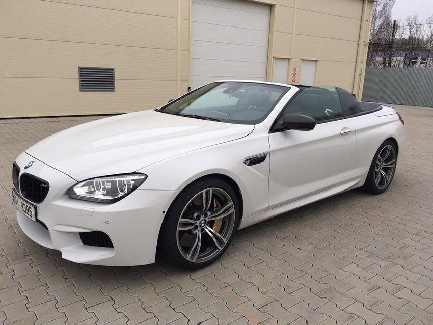 BMW M6 AKRAPOVIČ 0