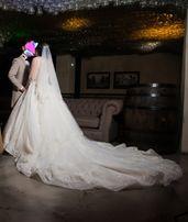 Продам эксклюзивное свадебное платье США
