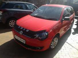 2013 polo vivo 1.6 manual hatchback immaculate condition for sale