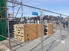 Ogrodzenia Budowlane Tymczasowe Przęsło Ażurowe AZ 1 Konin Komplet Konin - image 2