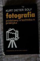 Książka fotograficzna Fotografia podstawowy technika praktyka