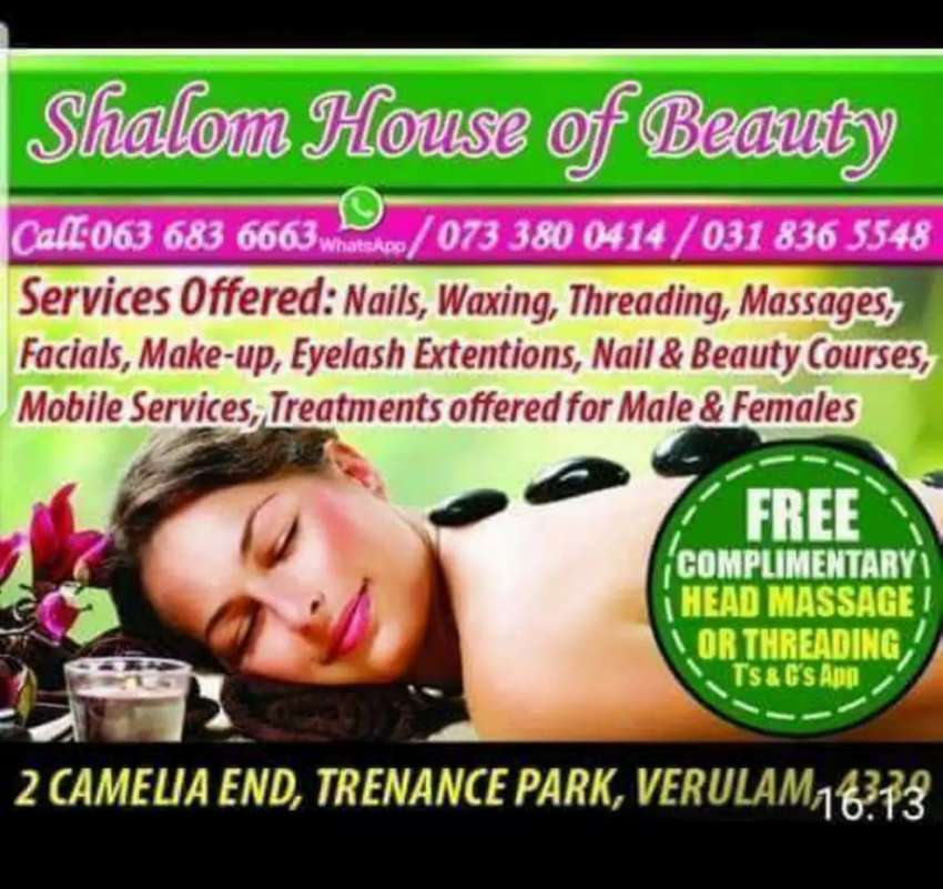 Nail and beauty courses offered..also mobile