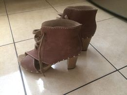 buty skórzane r 39