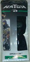 Перчатки тактические HATCH SOG L100 огнеустойчивые (кожа, кевлар)