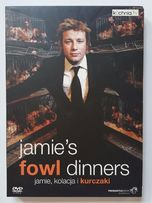 Jamie Oliver - Jamie, kolacja i kurczaki DVD