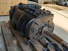 Eaton fuller gearbox zf