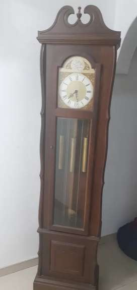 BLESSING GRANDFATHER  CLOCK
